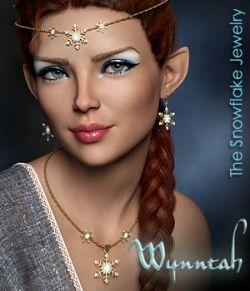 Wynntah Snowflake Jewelry