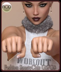 Fashion: SportyChic G3 G8