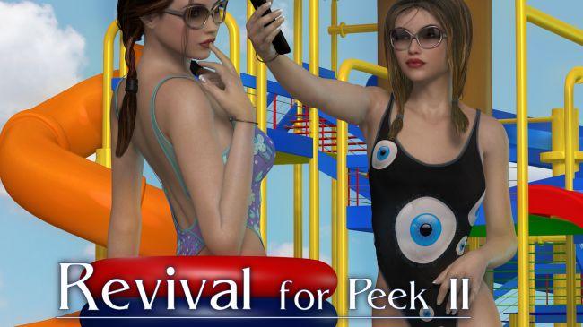 Revival for Peek II V4_Poser