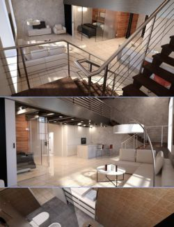 Studio Loft Apartment