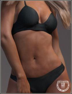 Caprice Lingerie for Genesis 8 Female(s)