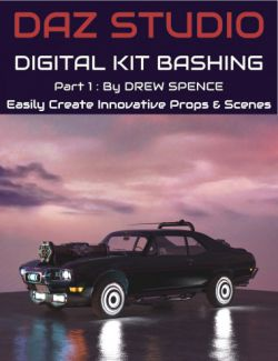 Digital Kit Bashing: Easily Create Innovative Props and Scenes