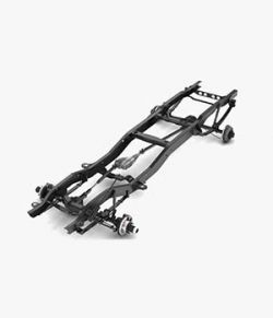 PICKUP TRUCK CHASSIS 4WD- Extended License