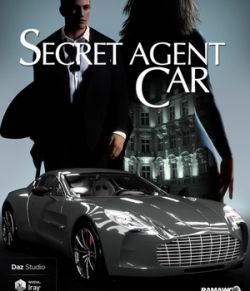 Secret Agent Car for DS