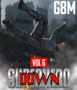 SuperHero Down for G8M Volume 6