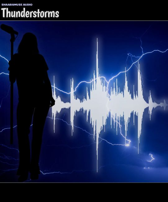 Shaaramuse Audio: Thunderstorms