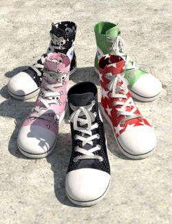 Hightop Chucks Sneakers
