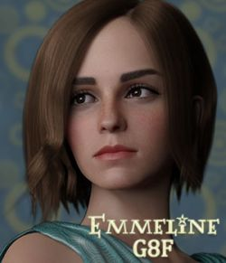 Emmeline Young for Genesis 8 Female