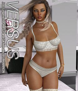 VERSUS- Joss Lingerie for the G3 and G8 Females