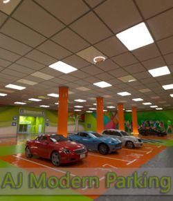 AJ Modern Parking