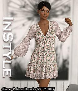 InStyle - dForce - Patience Dress for G8F