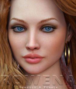 Rowena for Genesis 8 Female