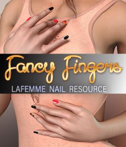 Fancy Fingers - La Femme - MR