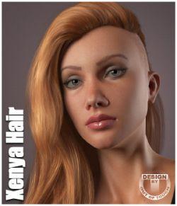 Xenya Hair for La Femme