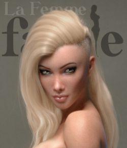 Femme Fatale HD Morphs