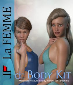 La Femme Body Kit MR
