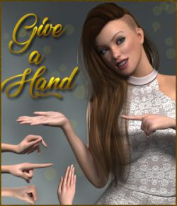 Give a Hand - Hands for La Femme