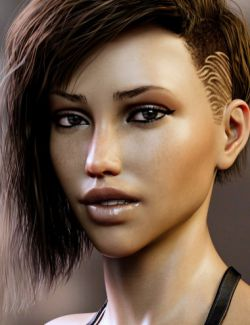 Saoirse HD for Genesis 8 Female