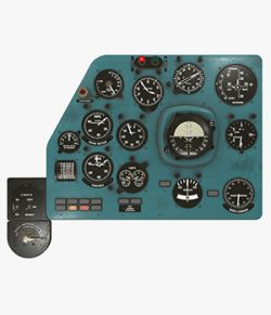 Mi-8MT Mi-17MT Left Panels Board English- Extended License