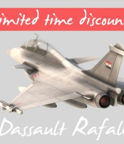 Dassault  Rafale - Extended Licence