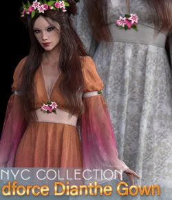 NYC Collection: dForce|Dianthe Gown G8