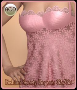 Fashion Sweety Lingerie G3/G8