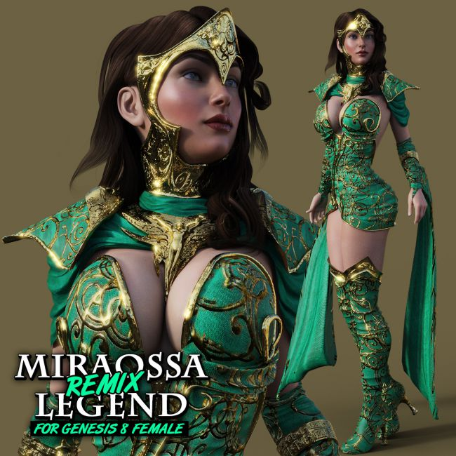 Miraossa Legend REMIX for G8F