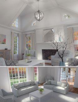 Luxurious Grand Room
