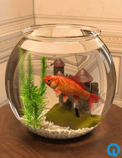 Goldfish and Props