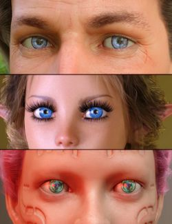 Ultimate Eyes for Genesis 8