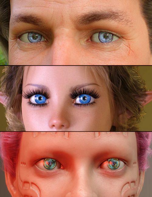 Ultimate Eyes for Genesis 8