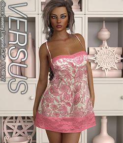 VERSUS- dforce Sweety Lingerie G3G8