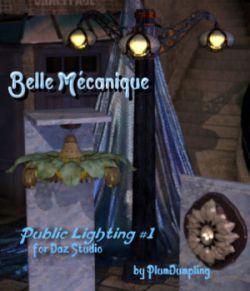 Belle Mecanique Public Lighting 1 for DS