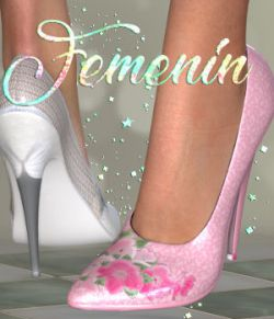 DA-Femenin for Femme Fatale FMPs by Blackhearted