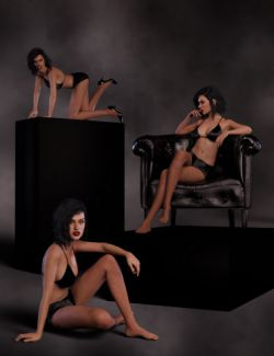 Temptation for Tasha 8 and Genesis 8 Female