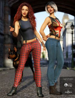 London Look for Genesis 8 Female(s)