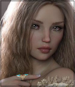 3DA Davinia: Queen of Hearts for G8F