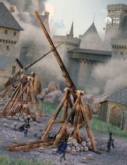 Legends of War: Trebuchet