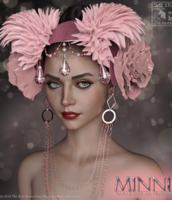 Minnie 1920's Dancer Headdress G8