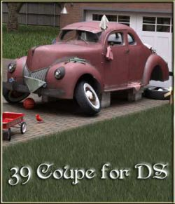39 Coupe for DS