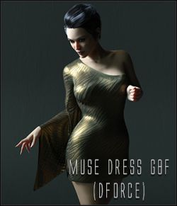 dForce Muse Dress G8F