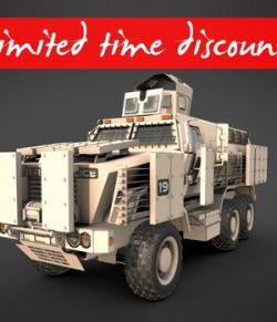 Caiman MRAP Extended License