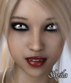 uc_art Sheila G8F Character