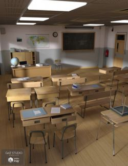 Interiors The Classroom