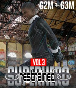 SuperHero Restrained for G2M and G3M Volume 3