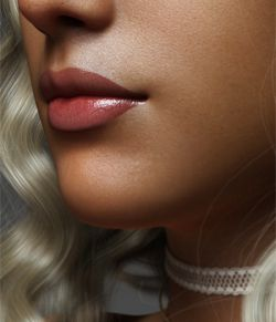 Natural Lips Morphs for G8F Vol 1