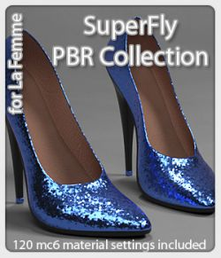 SuperFly PBR Collection for La Femme FMPs