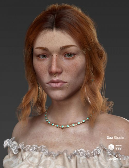 Ester for Genesis 8 Female