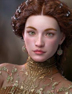 Elsa for Genesis 8 Female