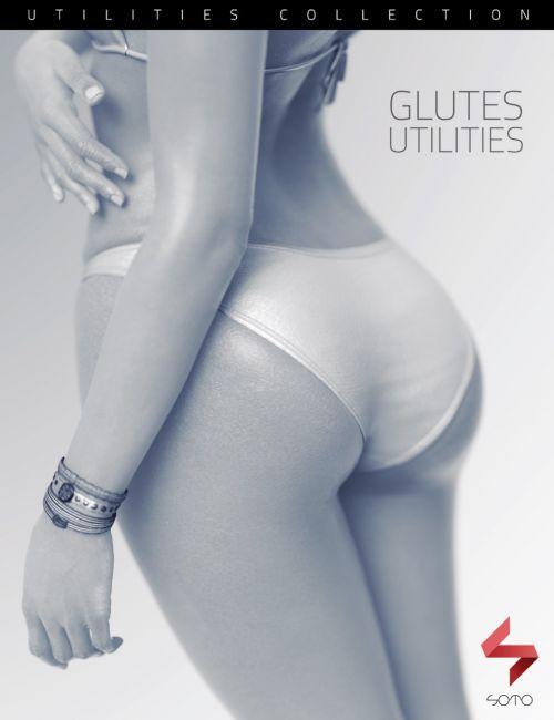 Glutes Utilities for Genesis 8 Female(s)